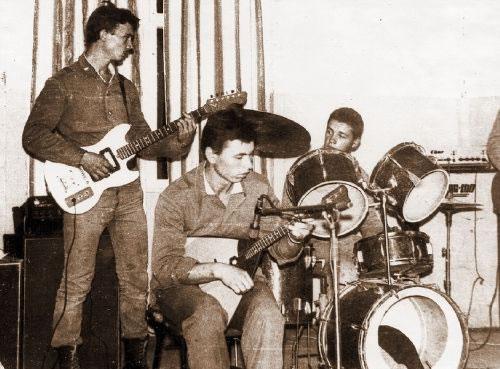 группа каскад 1983-1985