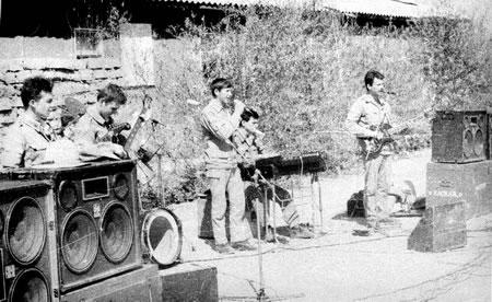 группа каскад 1988-1989