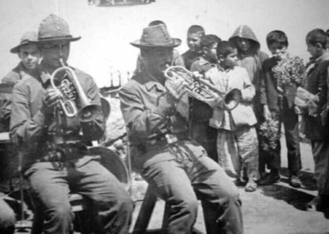 Оркестр 177-го Двинского полка